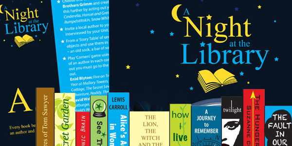 A Night at the Library Products